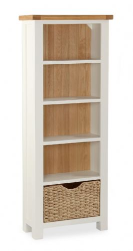 Country Slim Bookcase